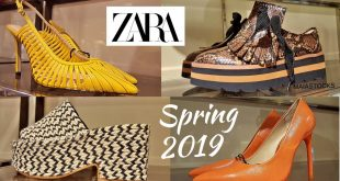 صورة احذية زارا 2019 , الاناقه والشياكه تظهر من الحذاء