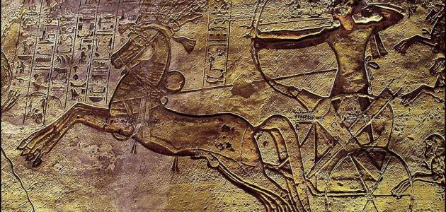 صورة من هم الهكسوس , تعرف على الهكسوس اقدم من سكنوا مصر