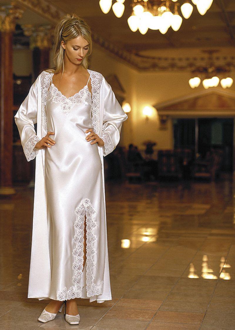 صورة ملابس نوم عرائس , لو عروسه جديده شوفى اجمل ملابس للنوم
