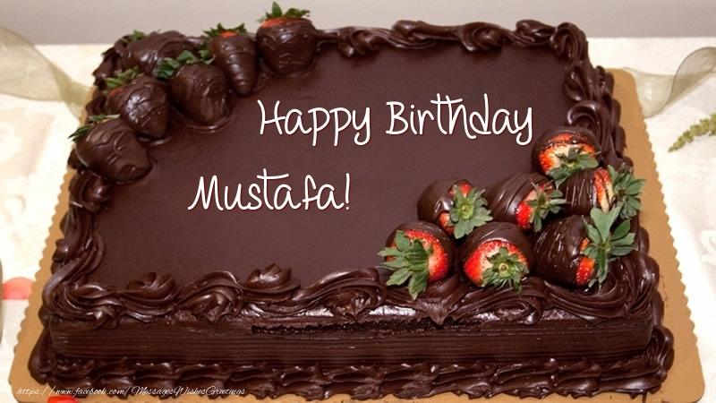 صورة تورتة عيد ميلاد باسم مصطفى , شوفى احلى تورته باسم مصطفى 4035 5