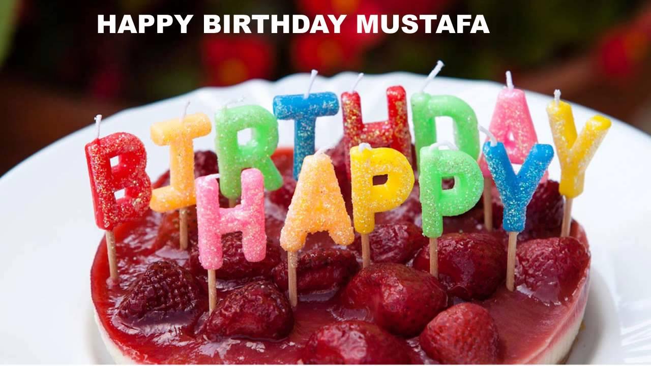 صورة تورتة عيد ميلاد باسم مصطفى , شوفى احلى تورته باسم مصطفى 4035 6