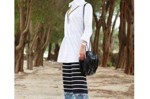 صورة ازياء محجبات تركية 2019 , شوفى احلى موديلات الحجاب التركى لعام 2019