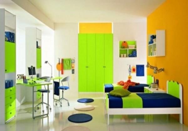 صورة تصاميم غرف الاطفال , شوف روعة تصميم غرف نوم الاطفال 4077 2