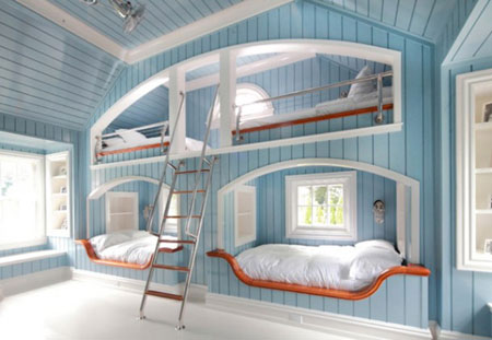 صورة تصاميم غرف الاطفال , شوف روعة تصميم غرف نوم الاطفال 4077 6