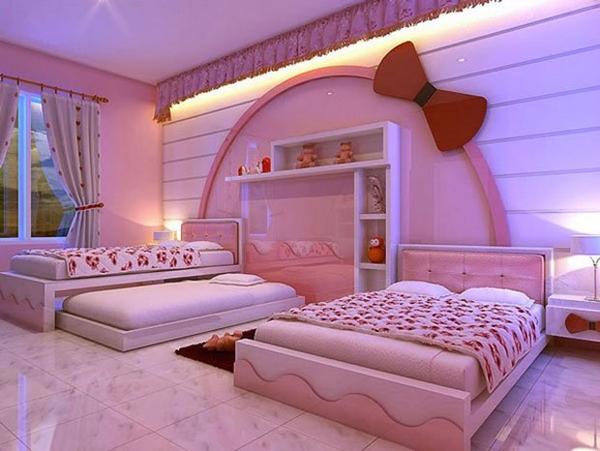 صورة تصاميم غرف الاطفال , شوف روعة تصميم غرف نوم الاطفال 4077 7