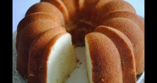 سر نجاح الكيكة العادية